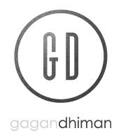 gagandhiman.com logo